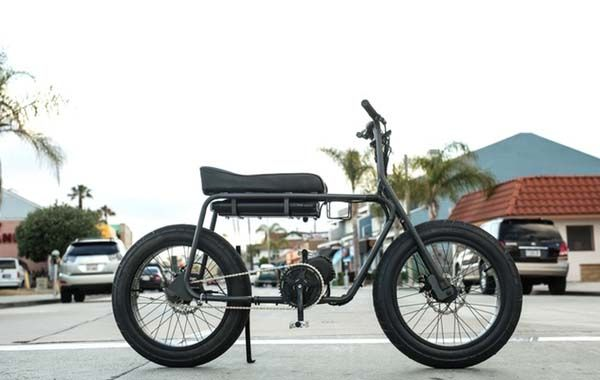 Super 37 Electric Bike Inspired by the Vintage Motorcycles