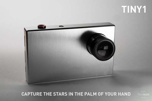 Tiny1 Compact Astronomy Camera