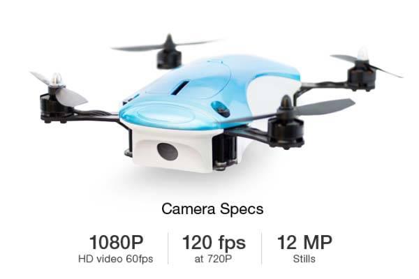UP&GO Aerial Camera Drone