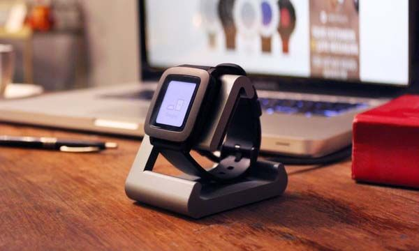 Updated TimeDock Charging Station Compatible with Pebble 2 and Time 2
