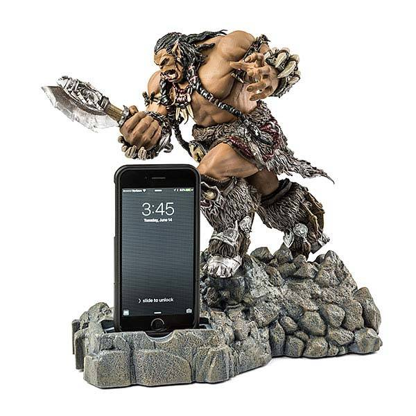 Warcraft Durotan Figural Charging Station