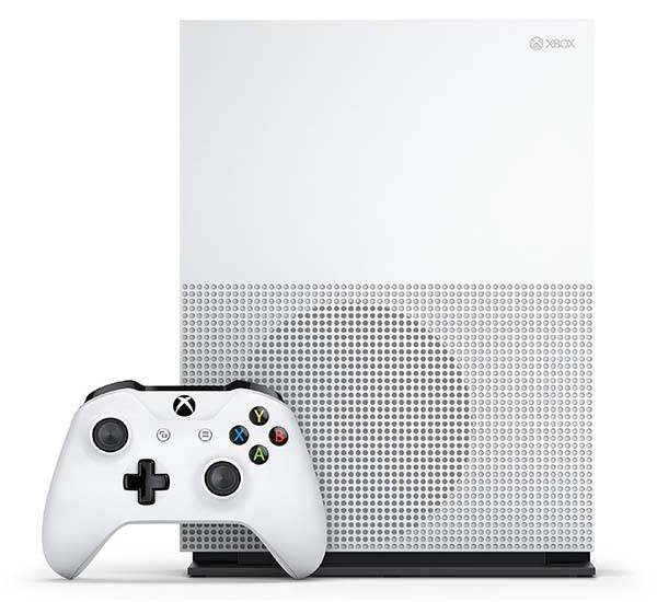 Xbox One S Game Console and Wireless Game Controller