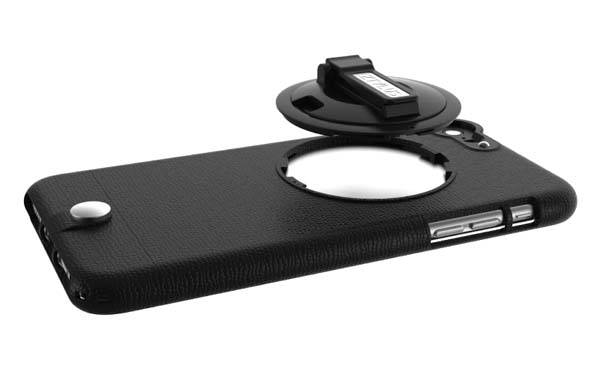 Ztylus iPhone 6s/6s Plus Case with Z-Clip Car Mount