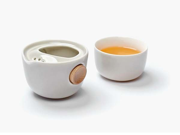 Be-Bop Travel Teacup Set