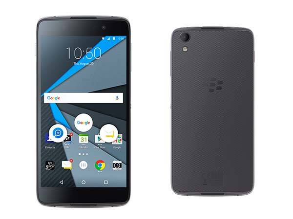 BlackBerry DTEK50 Android Secure Smartphone