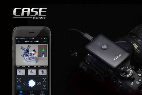 CASE Remote Air WiFi-Enabled Smart Camera Controller