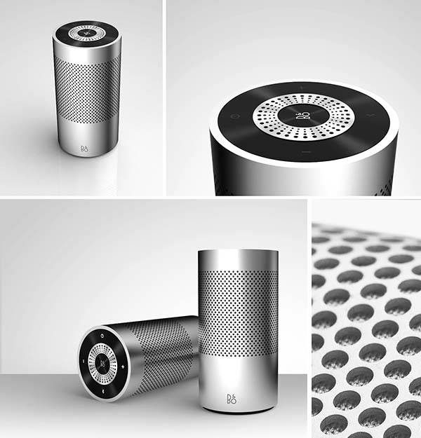 B&O AO Airplay Portable Bluetooth Speaker