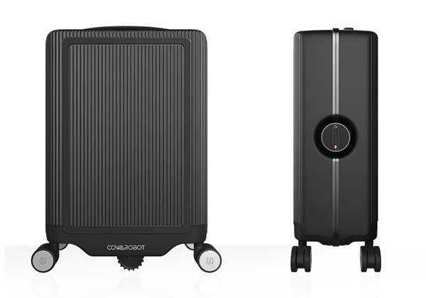 Cowarobot R1 Autonomous Smart Suitcase