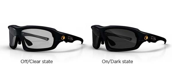 CTRL XC Fast e-Tint Changing Sunglasses