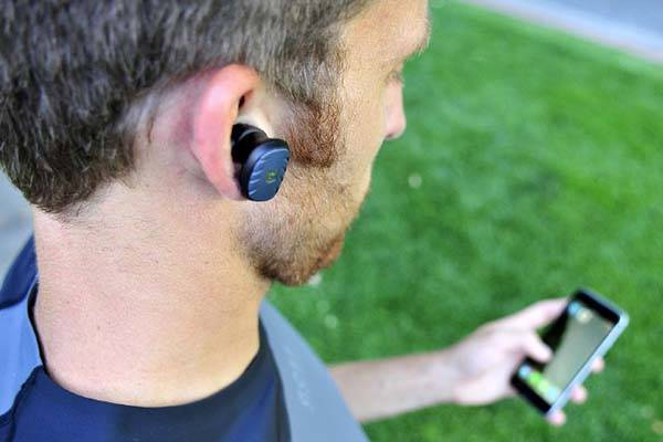 ELWN Fit Bluetooth Earbuds with Detachable Charging Band