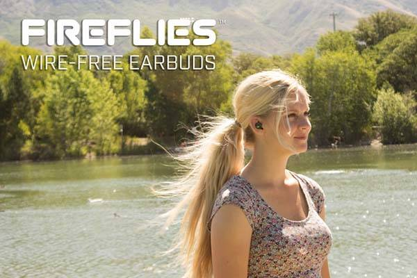 FireFlies Bluetooth Earbuds
