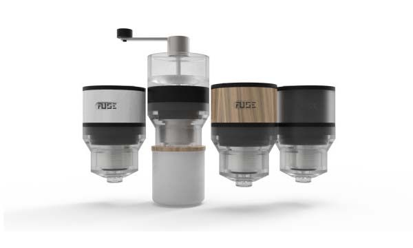 Fuse Modular Coffee Maker