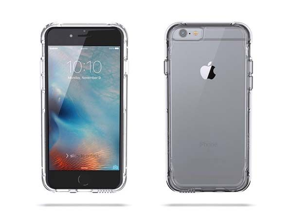 Griffin Survivor Clear iPhone 6s/6s Plus Case