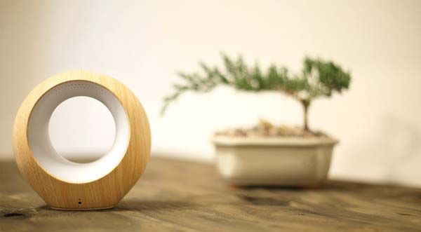 iBaby Air Smart Air Quality Monitor and Ion Purifier