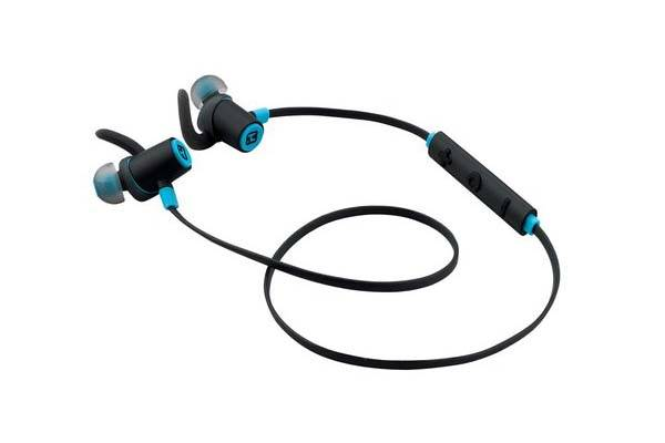 iHome iB73 Water Resistant Bluetooth Earbuds