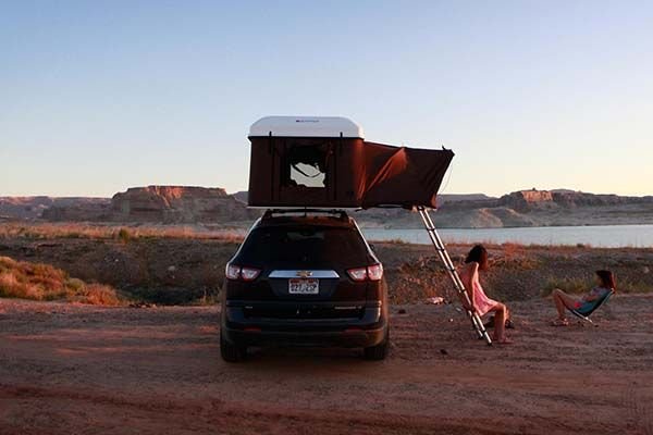 iKamper Hardtop One Roof Top Tent