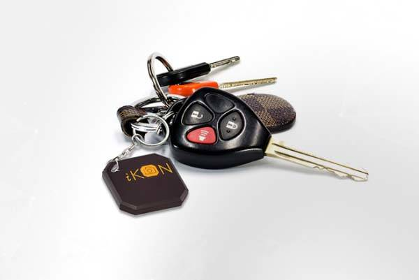 iKON Bluetooth Tracker with Remote Shutter