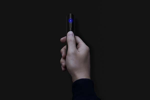 Mate Power Bank with Integrated LED Flashlight