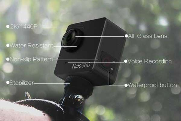 Nico360 360-Degree VR Camera