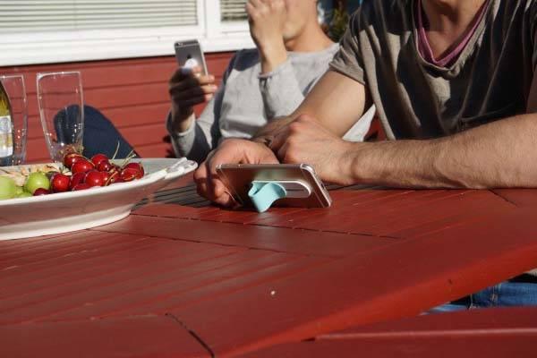 Smart Strap Phone Holder