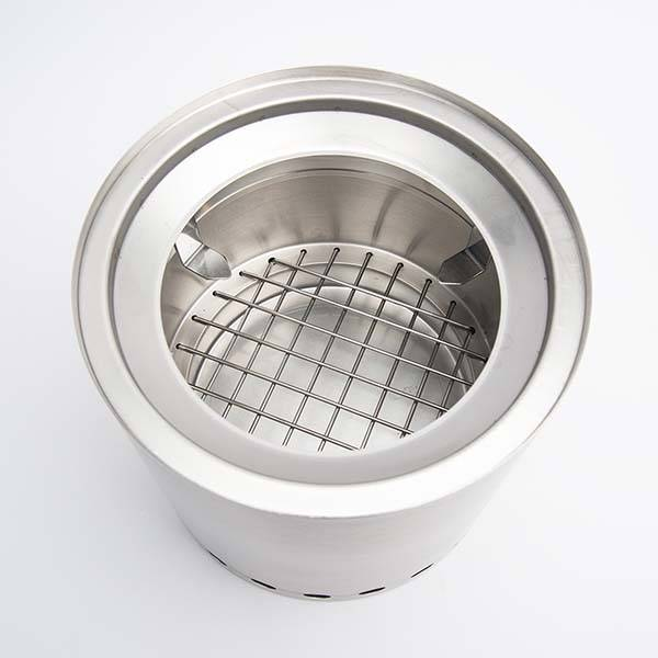 Solo Stove Campfire Highly Efficient Camping Stove