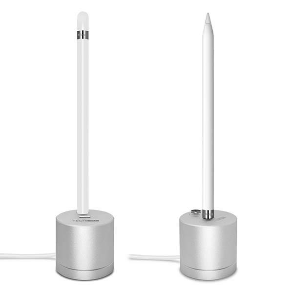 TechMatte Apple Pencil Charging Station with Charging Cable