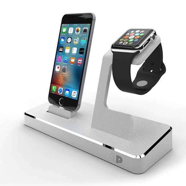 ONE Dock Charging Station for iPhone, Apple Watch and More