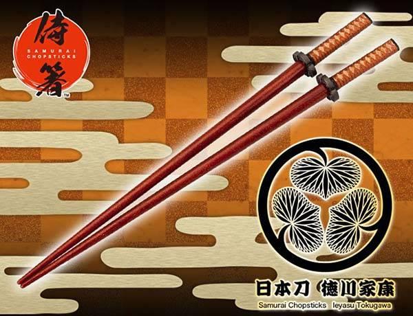 Samurai Katana Chopsticks