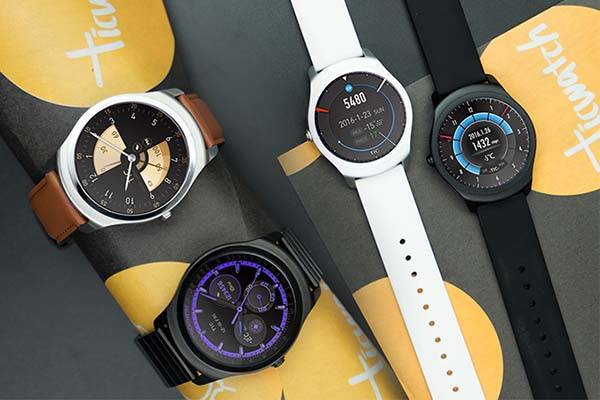 Ticwatch 2 Smartwatch with Fitness Tracker