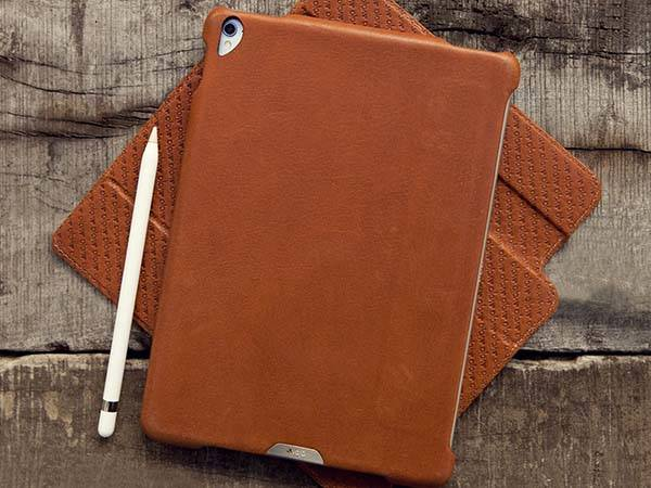 Vajacases Libretto iPad Pro Leather Case