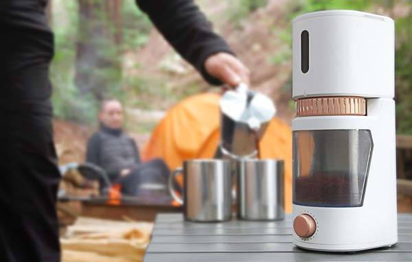 Voltaire Portable Smart Coffee Grinder