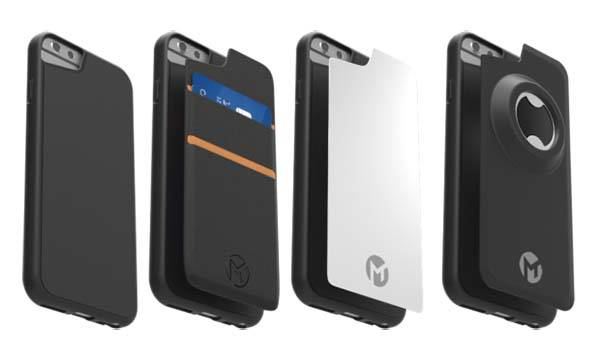 Anti-Gravity Megaverse Case for iPhone 7/7 Plus and iPhone 6s/6s Plus