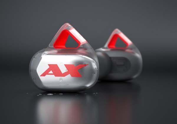 Axum Bluetooth Sport Earbuds
