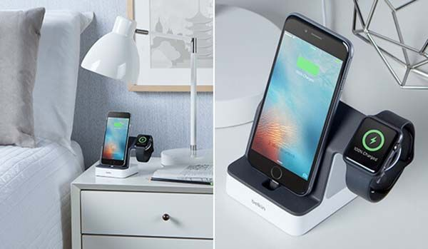 Belkin PowerHouse Charging Station for Apple Watch and iPhone