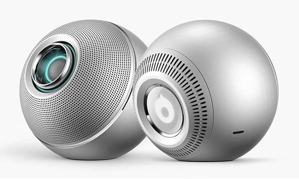 Crazybaby Luna Portable Wireless Speaker