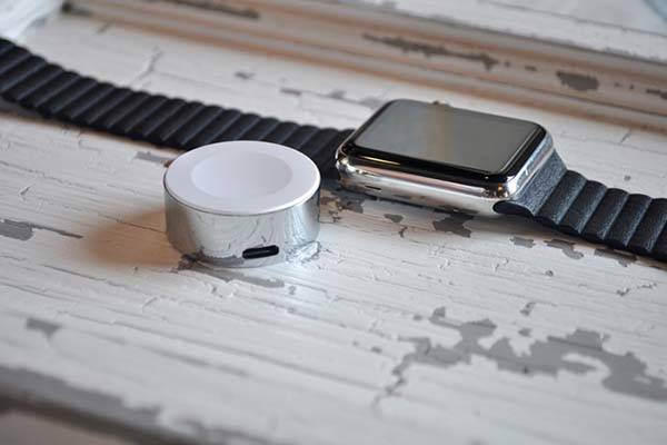 Diskus MFi Compact Apple Watch Charger