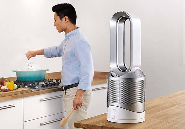 Dyson Pure Hot Cool Room Size
