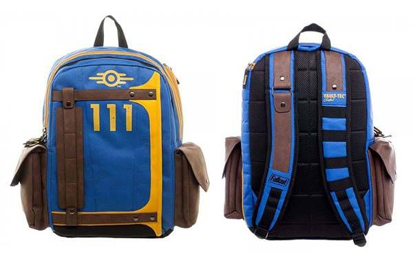 Fallout 4 Vault-Tec 111 Backpack