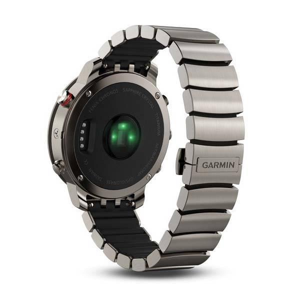 Garmin fēnix Chronos GPS Smartwatch with Fitness Tracker