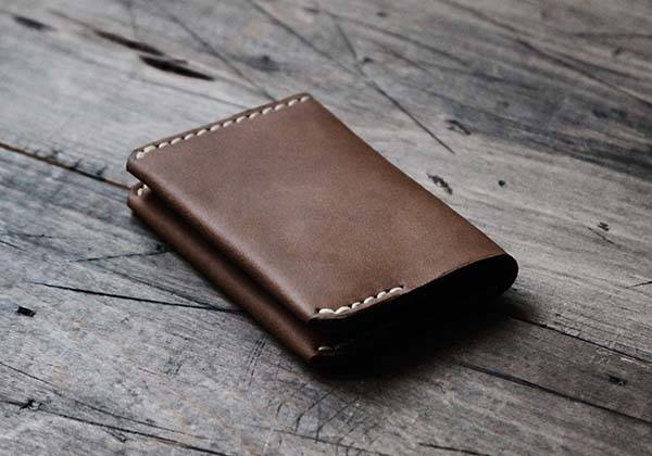 The Day Bifold Leather Wallet