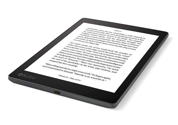 Kobo Aura One Waterproof eReader