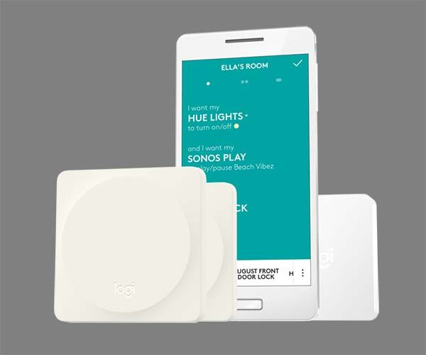 Logitech POP Home Switch Smart Control Center
