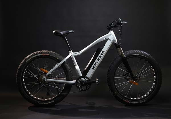 M2S Bikes All Terrain Electric Bike with 750W Motor, Fat Tires and More | Gadgetsin