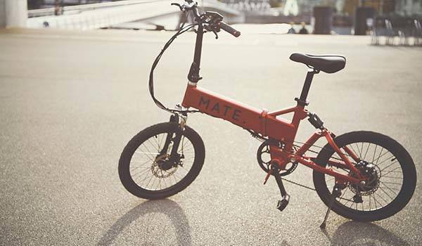 MATE Foldable Electric Bike