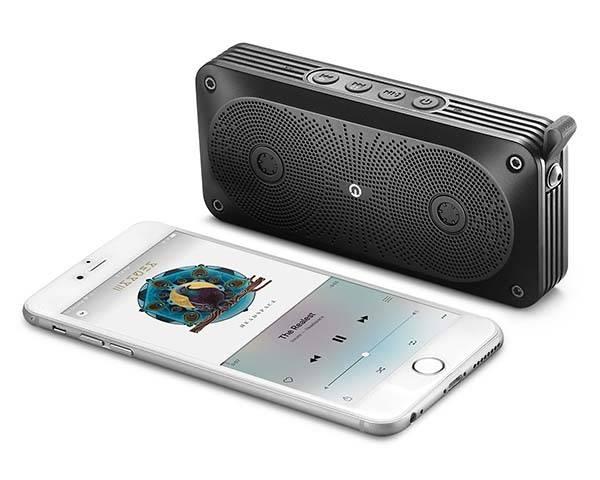 New Trent 7W Portable Bluetooth Speaker