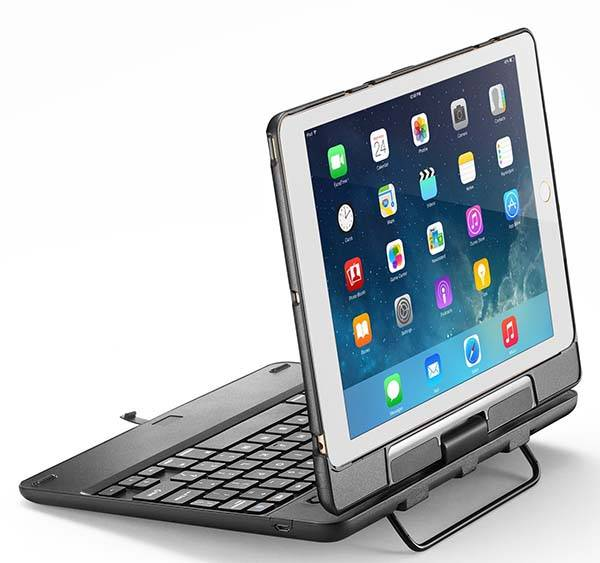 New Trent iPad Air 2 Keyboard Case