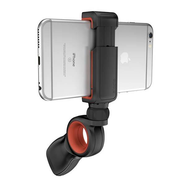 Olloclip Pivot Articulating Grip for Optimized Mobile Videography