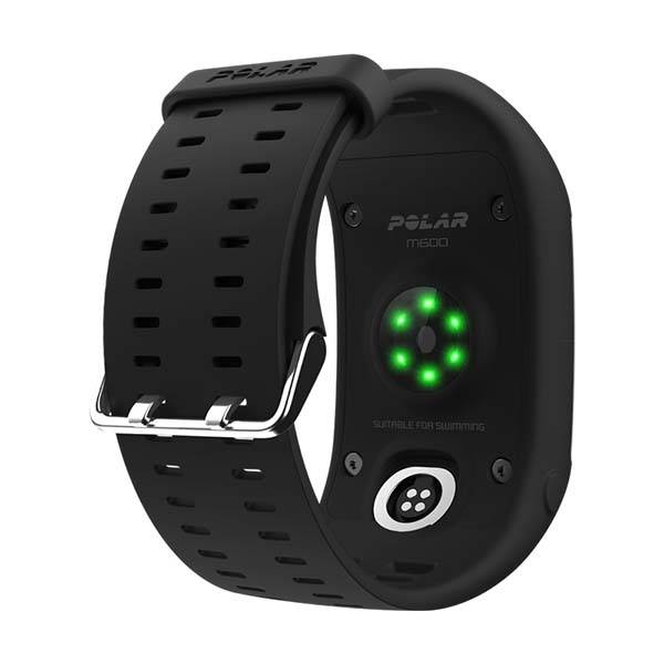 Polar M600 GPS Sports Smartwatch with Android Wear
