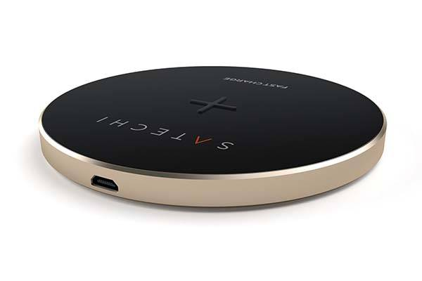 Satechi Aluminum Wireless Charger