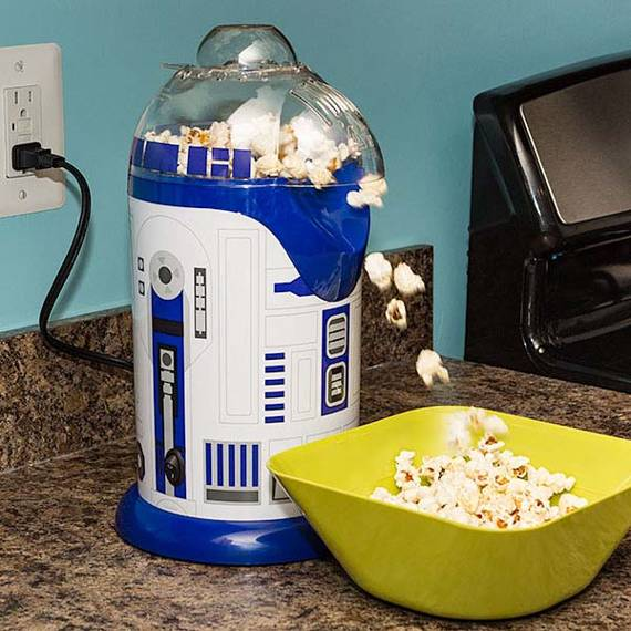 Star Wars R2-D2 Popcorn Maker
